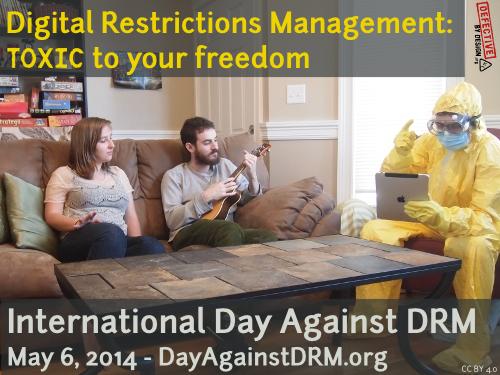 Da7 against DRM 2014